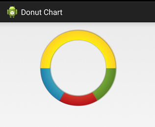 android-draw-donut-chart