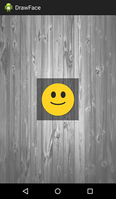 Android | Draw Happy Face! | HMKCode