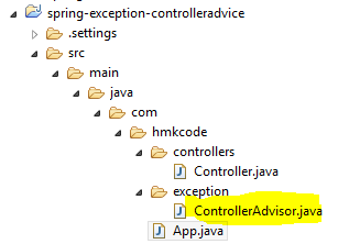 spring-boot-exception